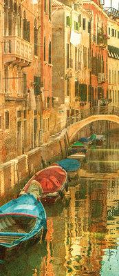 Venice Sea Italy Deurposter Fotobehang 156VET