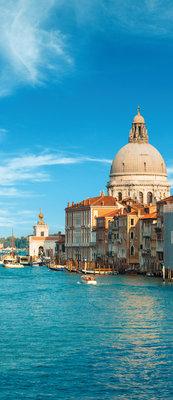 Venice Sea Italy Deurposter Fotobehang 162VET