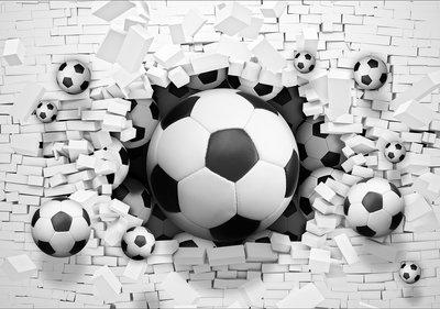 Voetbal Fotobehang 3383P8