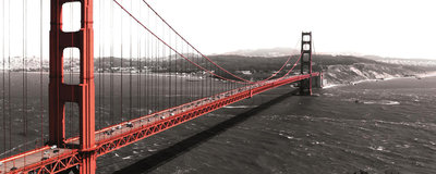 Bridge Panorama Fotobehang 154VEP