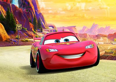 Cars Fotobehang 10612P8