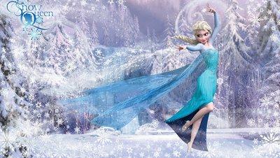 Frozen Fotobehang 1633P8