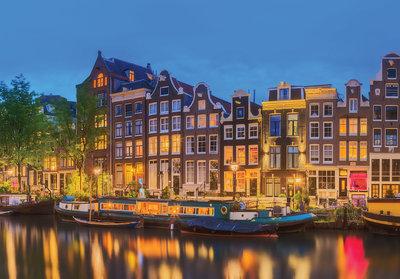 Amsterdam Fotobehang 12110P8