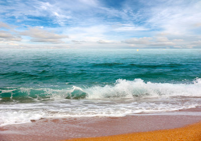 Strand Fotobehang 13034P8