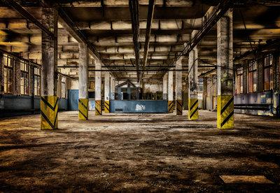 Industrieel Fotobehang 12922P8