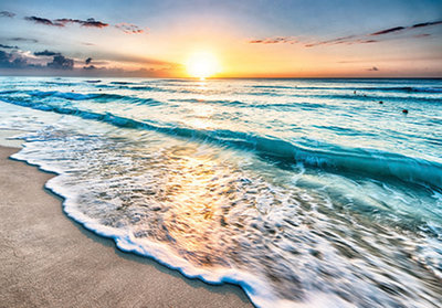 Strand Fotobehang 11040P8