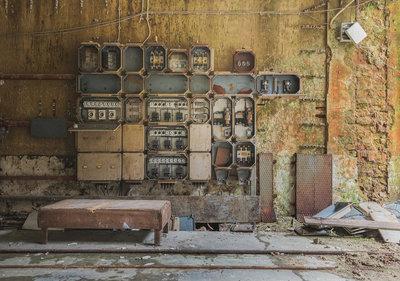 Industrieel Fotobehang 12656P8