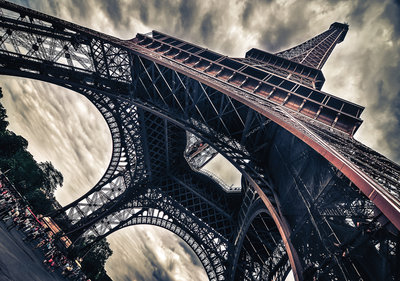 Eiffeltoren Fotobehang 12625P8