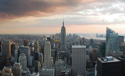 NYC Fotobehang 133P8