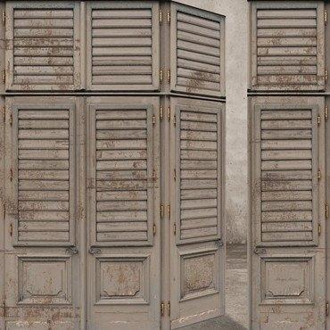 Riviera Maison Louvre Doors 30603 (Met Gratis Perfax Lijm!)