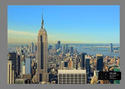 Dutch Wallcoverings AG Design New York (4 Delen) FTS1309