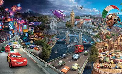 Disney Cars Fotobehang 4-012P8