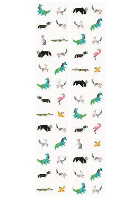 KEK Amsterdam Tangram Animals WP.421 (Met Gratis Lijm)