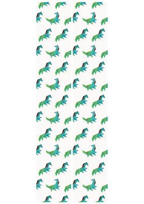 KEK Amsterdam Tangram Dino WP.423 (Met Gratis Lijm)