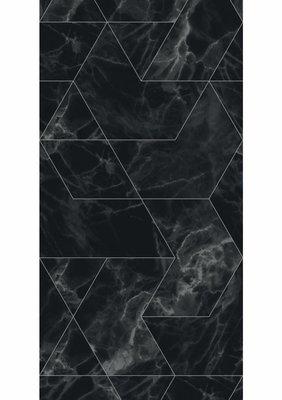 KEK Marble black 2d WP-575 (Met Gratis Lijm)