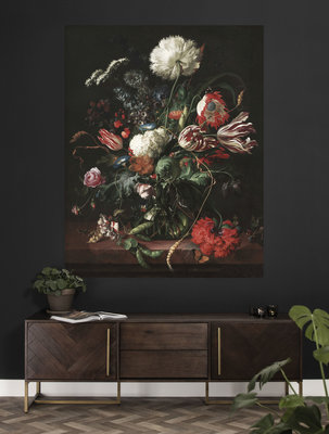 KEK Panel Golden Age Flowers PA-017 (Met Gratis Lijm)