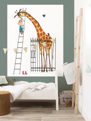 KEK Panel Giant Giraffe PA-024 (Met Gratis Lijm)