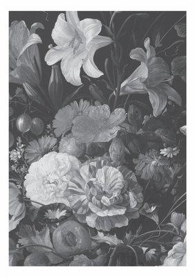 KEK Golden Age Flowers 4d WP-591 (Met Gratis Lijm)