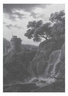 KEK Golden Age Landscapes 4d WP-606 (Met Gratis Lijm)
