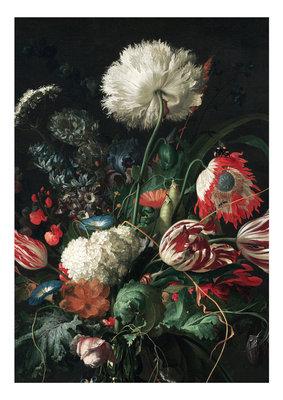 KEK Amsterdam Golden Age Flowers I WP.200 (Met Gratis Lijm)