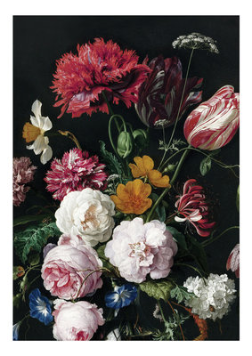KEK Amsterdam Golden Age Flowers II WP.201 (Met Gratis Lijm)