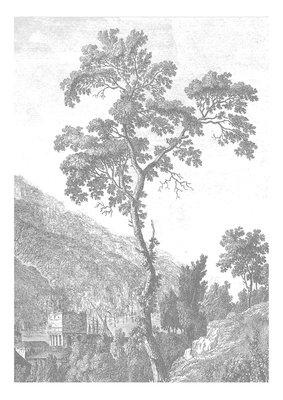 KEK Amsterdam Engraved Landscape I WP.312 (Met Gratis Lijm)