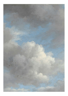 KEK Amsterdam Golden Age Clouds WP.392 (Met Gratis Lijm)