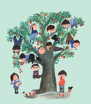 KEK Amsterdam Apple Tree WS.030 (Met Gratis Lijm)