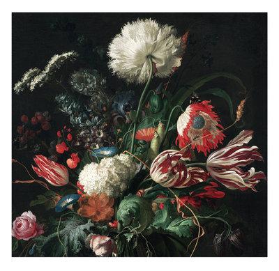 KEK Amsterdam Golden Age Flowers I WP.210 (Met Gratis Lijm)