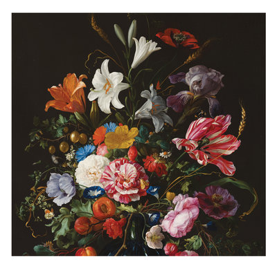 KEK Amsterdam Golden Age Flowers V WP.232 (Met Gratis Lijm)