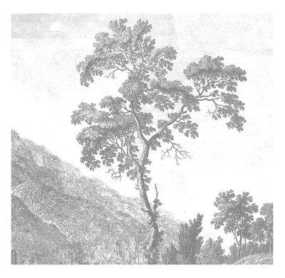 KEK Amsterdam Engraved Landscape I WP.317 (Met Gratis Lijm)