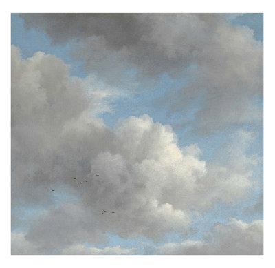 KEK Amsterdam Golden Age Clouds WP.394 (Met Gratis Lijm)