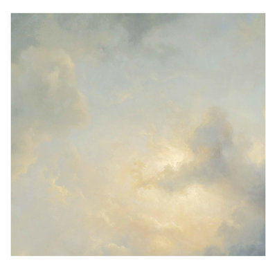KEK Amsterdam Golden Age Clouds WP.395 (Met Gratis Lijm)