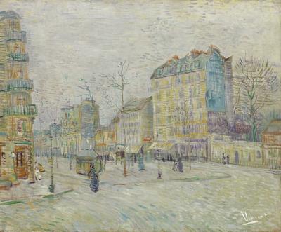 BN Wallcoverings Van Gogh / No Limits 30546 Boulevard de