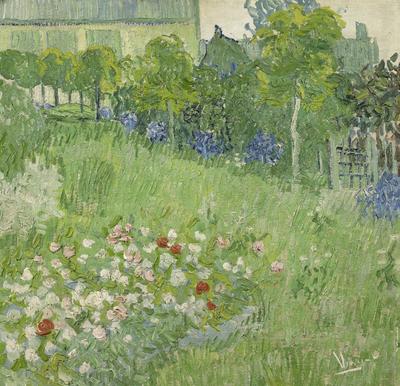 BN Wallcoverings Van Gogh / No Limits 30547 De Tuin Van