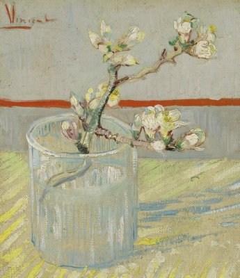 BN Wallcoverings Van Gogh / No Limits 30549 Bloeiend