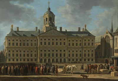 Rijksmuseum Stadhuis De Dam Amsterdam RM26 (Met Gratis Lijm)