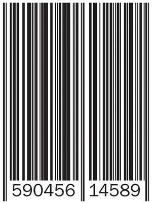 Barcode Fotobehang 10694VEA