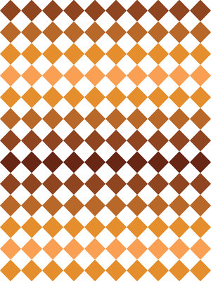Brown Tiles Mosaic Fotobehang 10698VEA