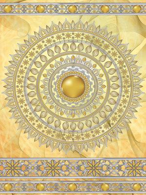 Mandala in Gold  Fotobehang 10117VEA