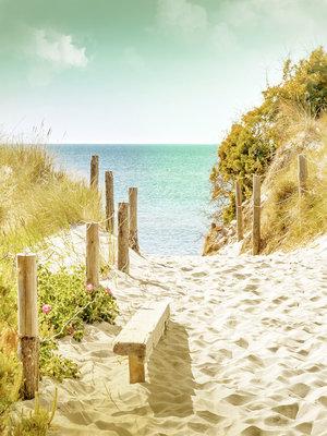 Beach Fotobehang 11594VEA