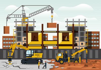Building Fotobehang 13293P8