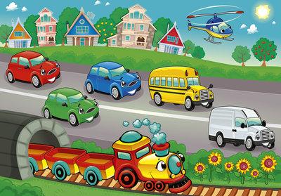 Cars Fotobehang 13289P8