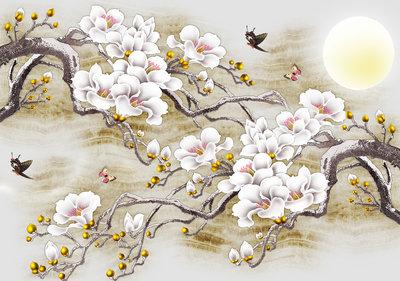 Cherry blossom Fotobehang 13287P8