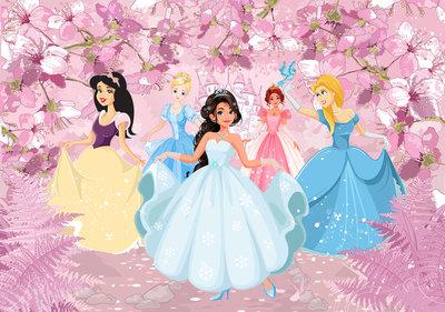 Prinsessen Fotobehang 13236P8