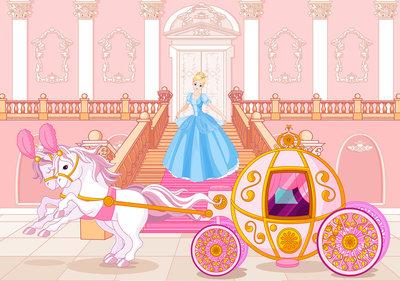 Prinses Fotobehang 12542P8