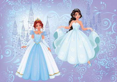 Prinsessen Fotobehang 12527P8