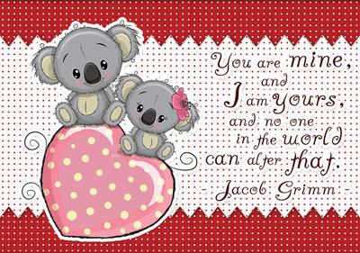 Koala bears Fotobehang 12526P8