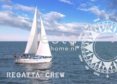 Esta Regatta Crew 156434 (Met Gratis Lijm)