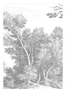 KEK Amsterdam Engraved Landscape V WP.316 (Met Gratis Lijm)